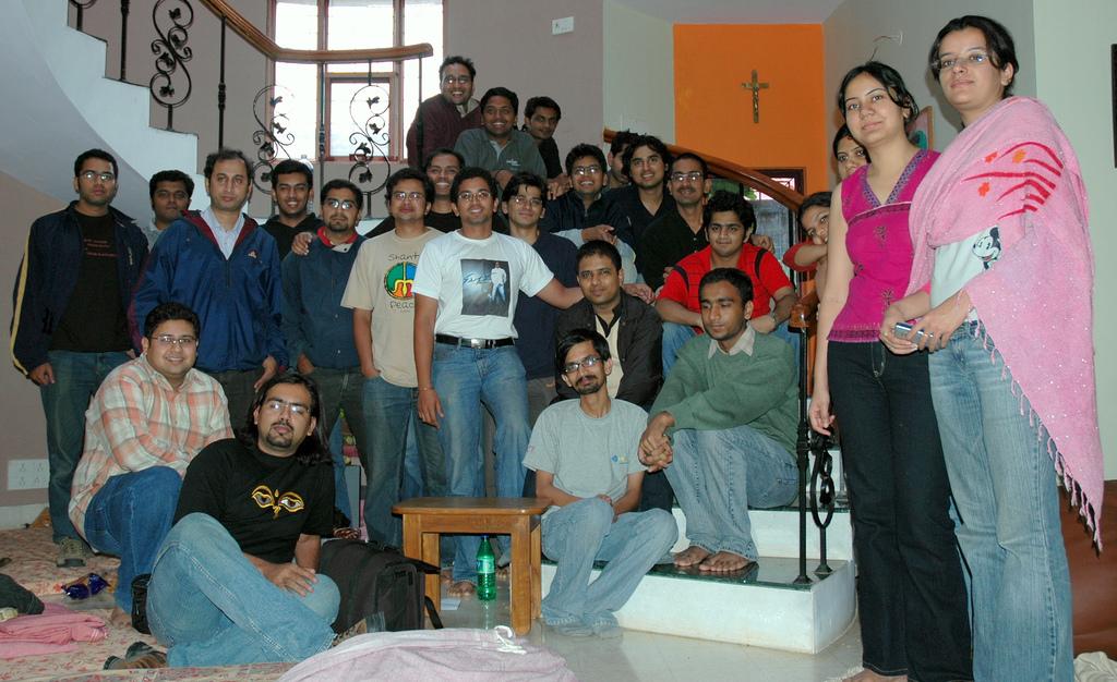BRTFF Group Picture