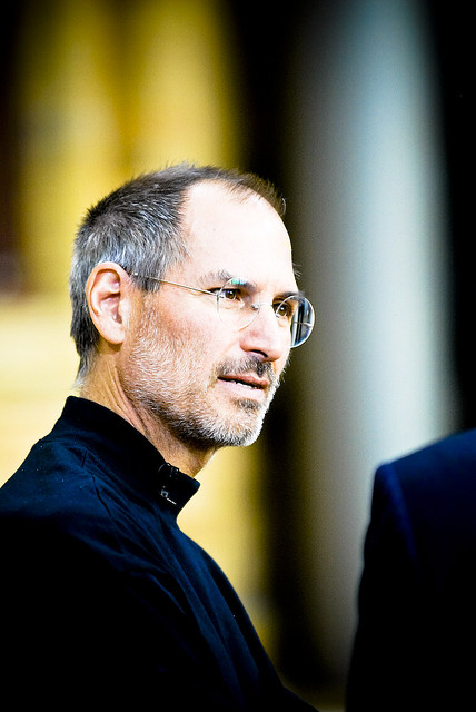 Steve Jobs by macevangelist