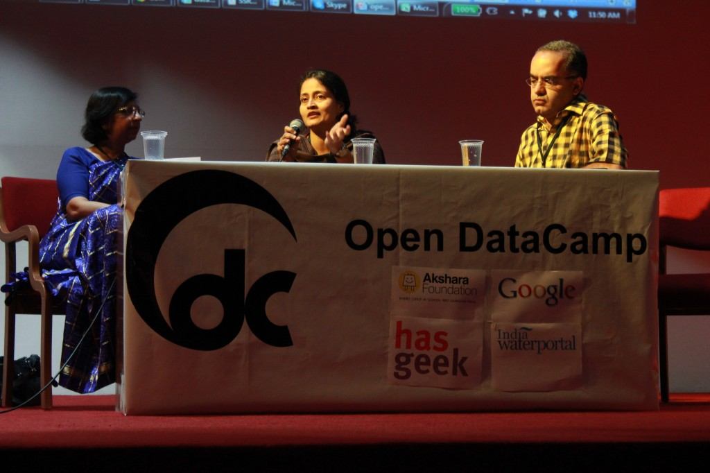 Panel With Data.Gov.In