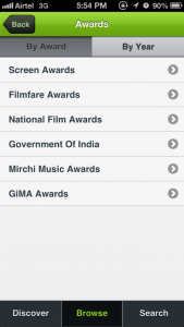 Screenshot - Awards