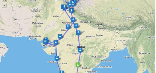 EPIC Drive Map