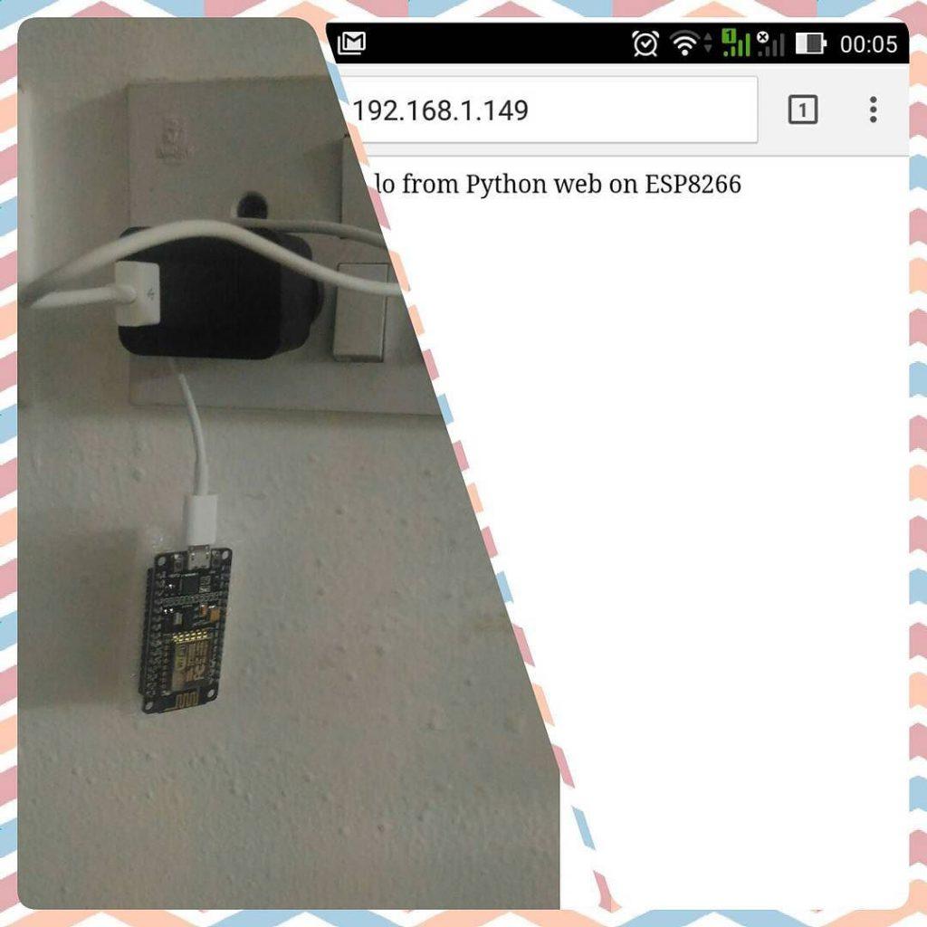 esp8266_python