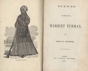 cenes in the life of Harriet Tubman