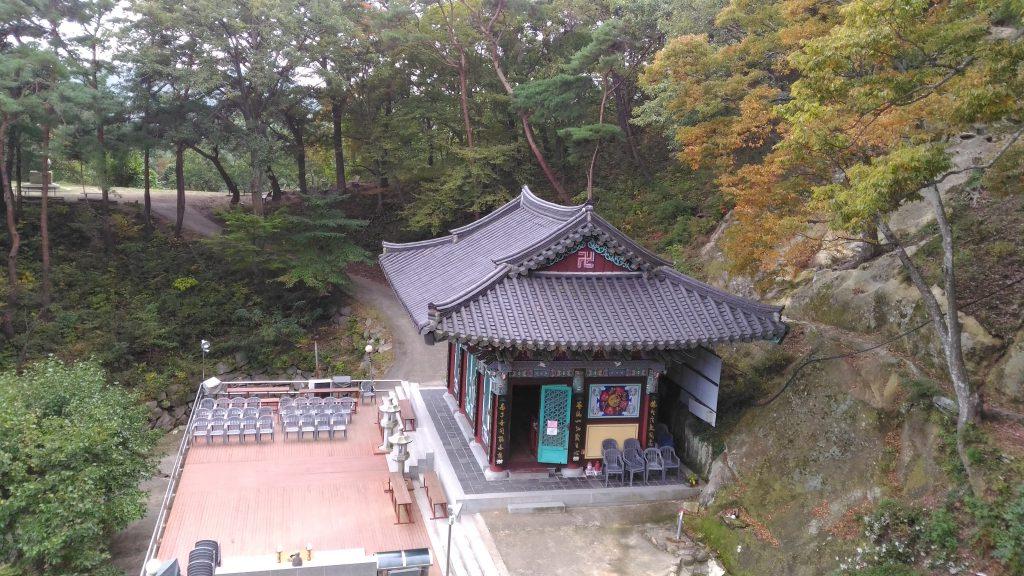 Main temple.