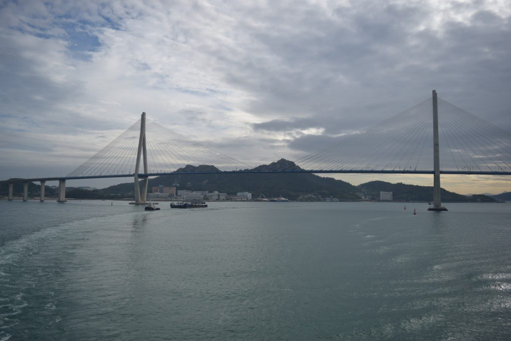 This is another view of Mokpo