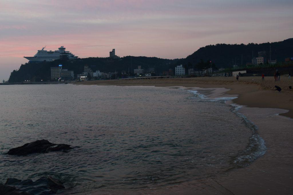 Jeondongjin Beach