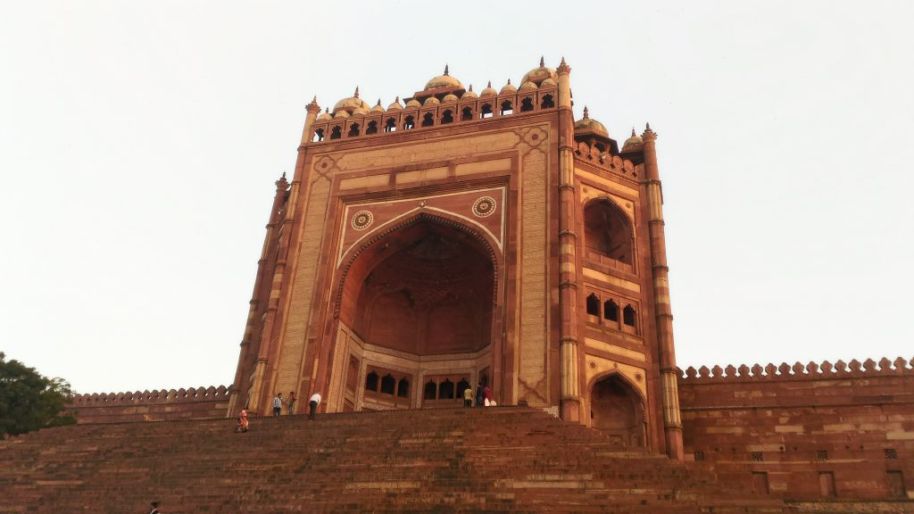 Buland Darwaza - A majestic entrance to mosque
