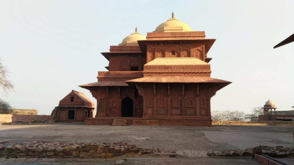 Birbal's Palace
