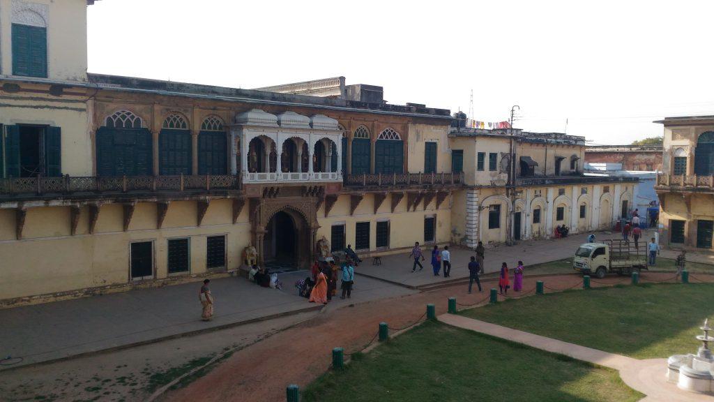 Ramnagar Palace