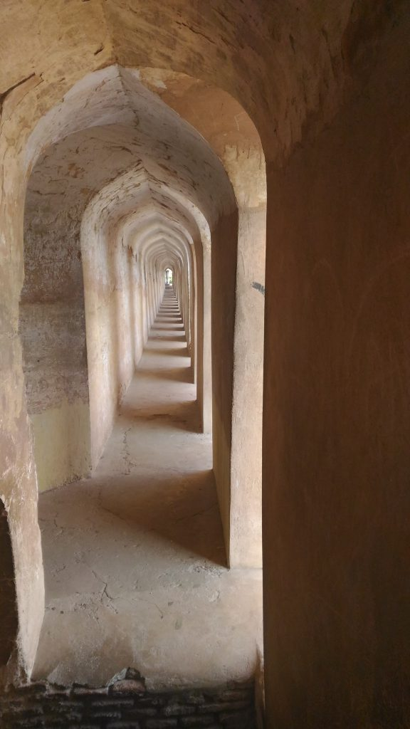 bhul-bhulaiya (the labyrinth)