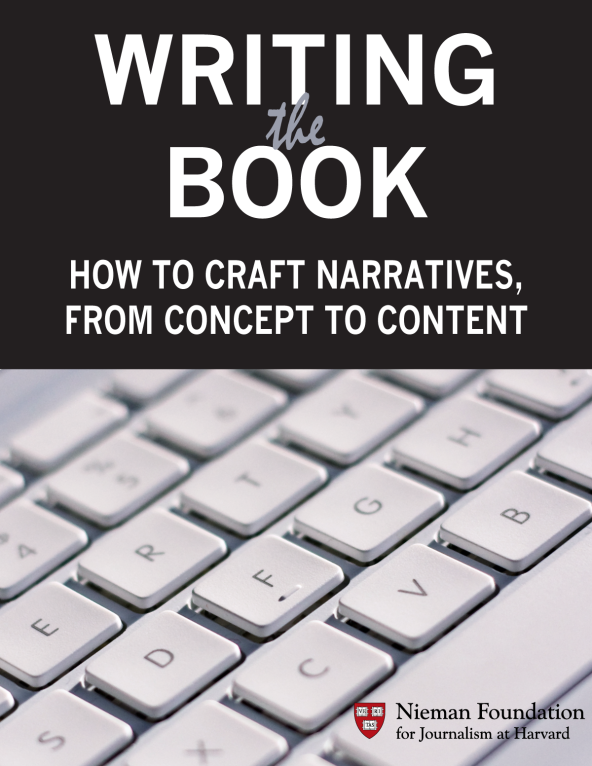 Nieman reports writing the book