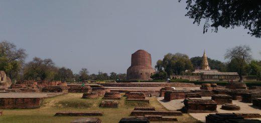 Dharmekh Stupa