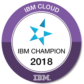 IBM Champion - 2018, Thejesh GN