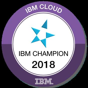 IBM Champion - 2018, Thejesh GN