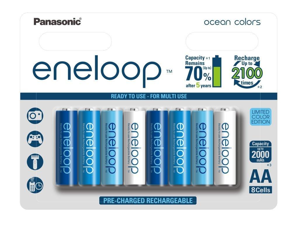 Eneloop Ocean Pack