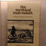 World Famous The Mythical Man Month