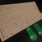 Computer History Museum Tickets with Punched cards