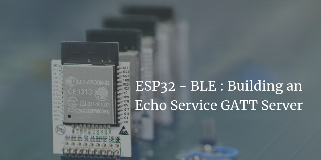 Image Credit: Espressif Systems. ESP32 is created and developed by Espressif Systems.