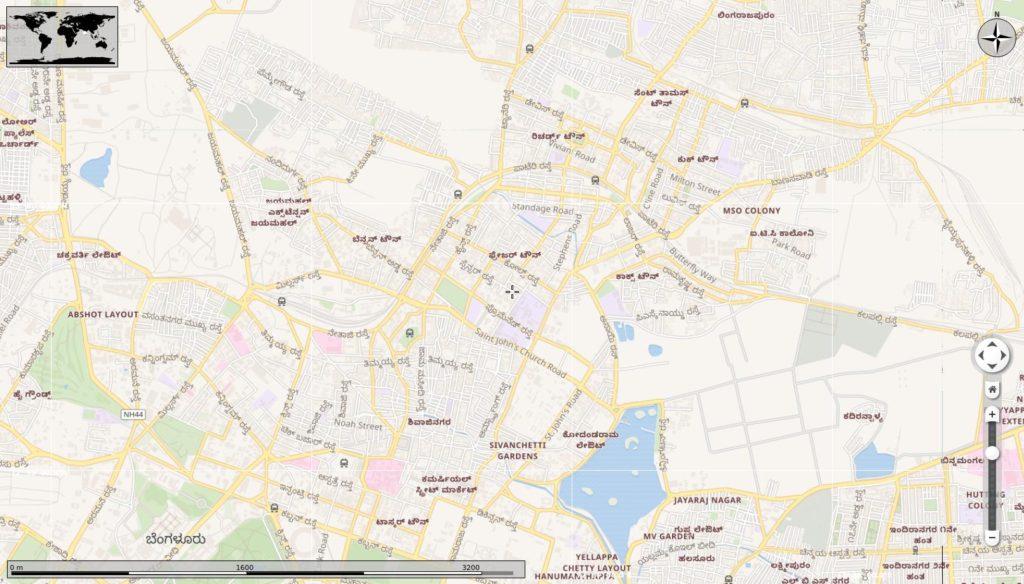 Marble Kannada Map Export