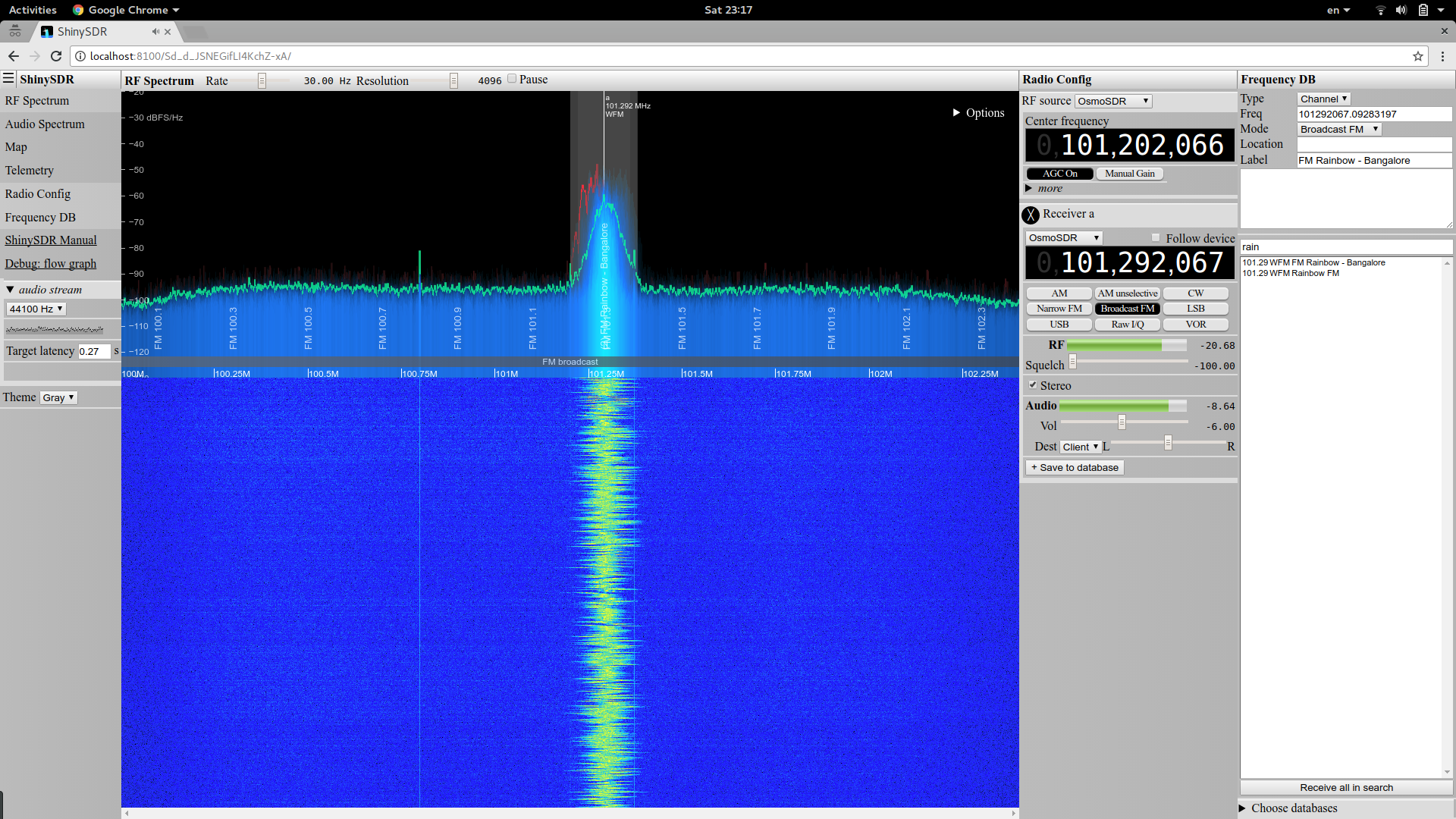 Getting started with Software Defined Radio using RTL-SDR | Thejesh GN