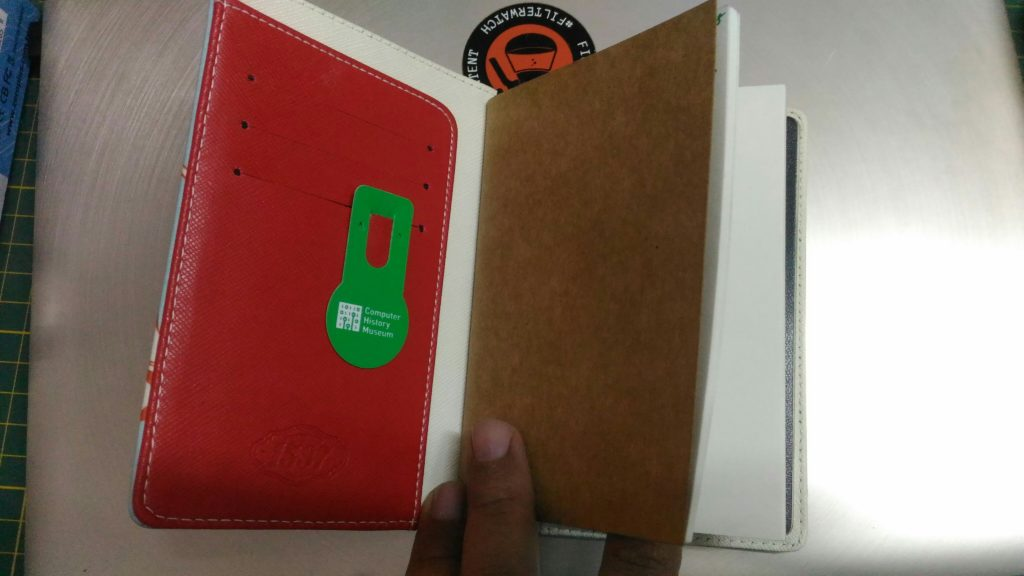 Your side covers are still usable. In fact you can buy a second passport holder just as a notebook holder.