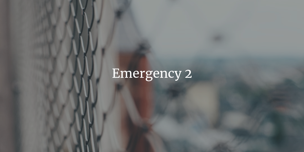 Emergency - 2 | Thejesh Gn