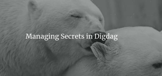 Managing Secrets in Digdag