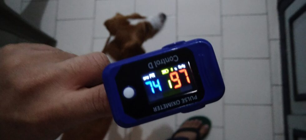 Bluetooth Oximeter